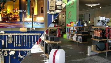 Unser Shop - Ein Überblick von außen und innen